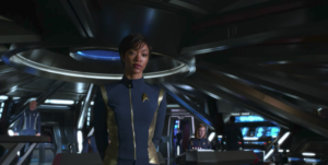 Star Trek: Discovery first trailer is trying to save all of you