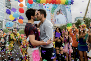 Sense8 Season 2 cast on new locations & filming at São Paulo Pride