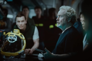 "Ridley Scott on Alien: Covenant and why he had to bring back ""the big guy"""