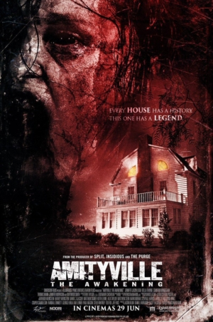 Amityville: The Awakening poster claims to have a release date