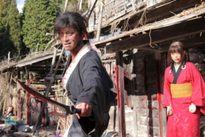 Blade Of The Immortal film review Cannes 2017: Takashi Miike on bloody good form