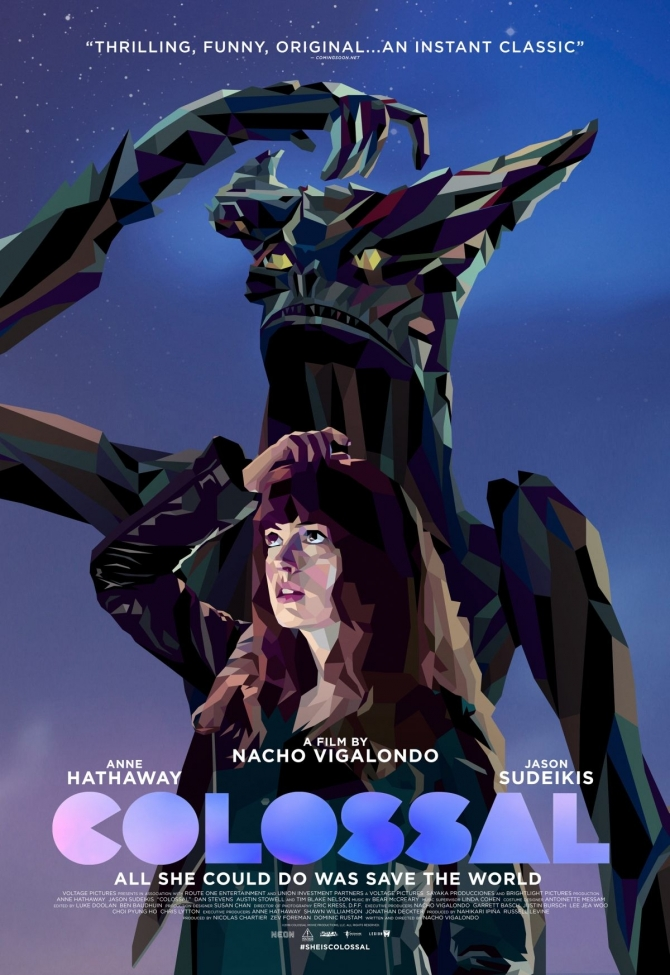 Colossal film review – Anne Hathaway's inner monster