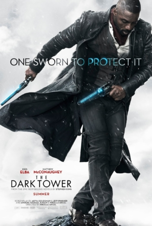 The Dark Tower new posters go head to head to destroy and protect