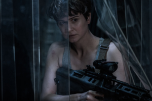 """Ridley Scott gets off on terrifying the audience"" – Katherine Waterston on Alien: Covenant"