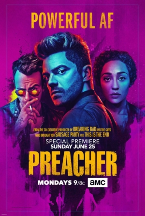 Preacher Season 2 new posters are bringing it
