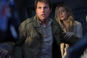 The Mummy cast talks Tom Cruise and bring the monster to life
