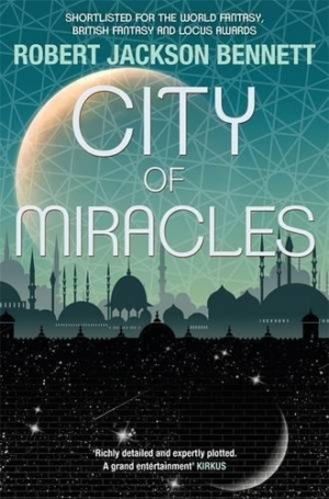 City Of Miracles by Robert Jackson Bennett book review