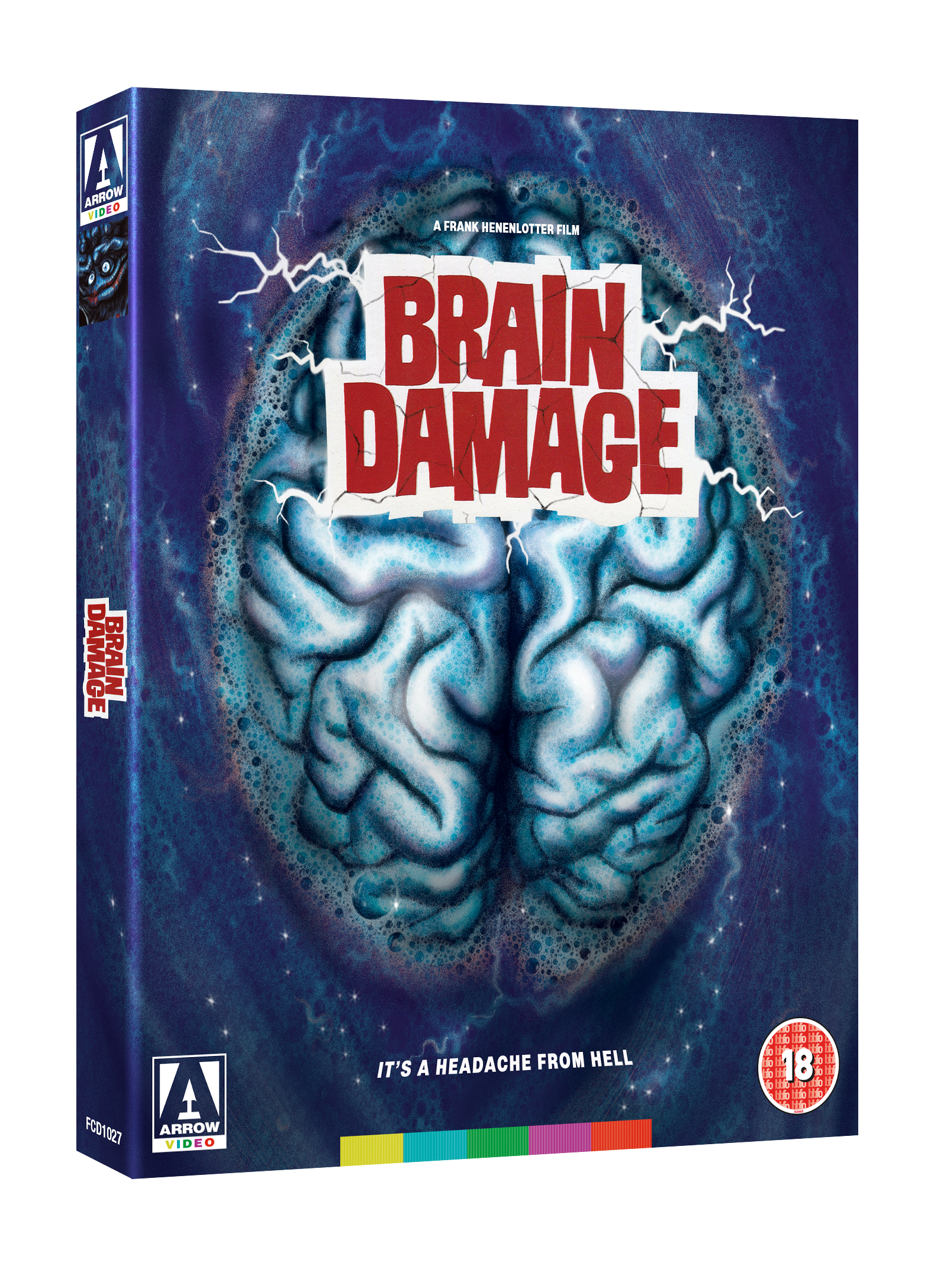 Brain Damage Blu-ray review: Frank Henenlotter's schlock comedy restored