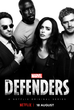 The Defenders new poster gets the gang together