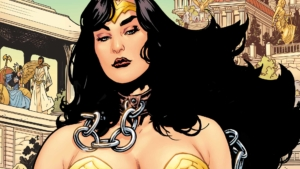 Let's be Straight: Wonder Woman is into Women