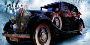 Joe Hill's NOS4A2 TV series takes another step forward at AMC