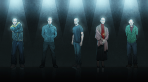 Split gets some awesome character illustrations to celebrate its home release