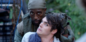 Final Recall new trailer sees Welsey Snipes protect RJ Mitte from aliens