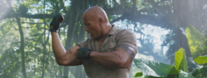 Jumanji: Welcome To The Jungle trailer is back in the game