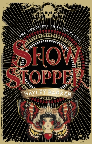 Show Stopper by Hayley Barker book review