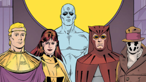 Watchmen TV series is back in development with Damon Lindelof
