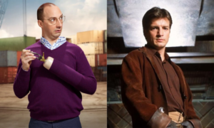 A Series Of Unfortunate Events Season 2 adds Nathan Fillion, Tony Hale & more