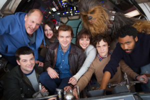 Star Wars Han Solo spin-off loses Phil Lord and Chris Miller