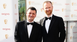 Dracula TV series coming from Steven Moffat and Mark Gatiss
