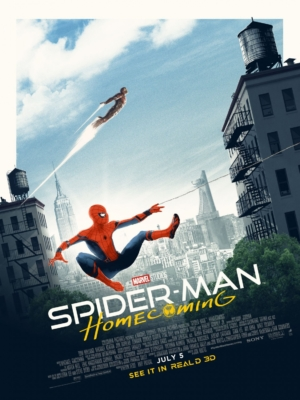 Spider-Man: Homecoming new poster is way better than that other one