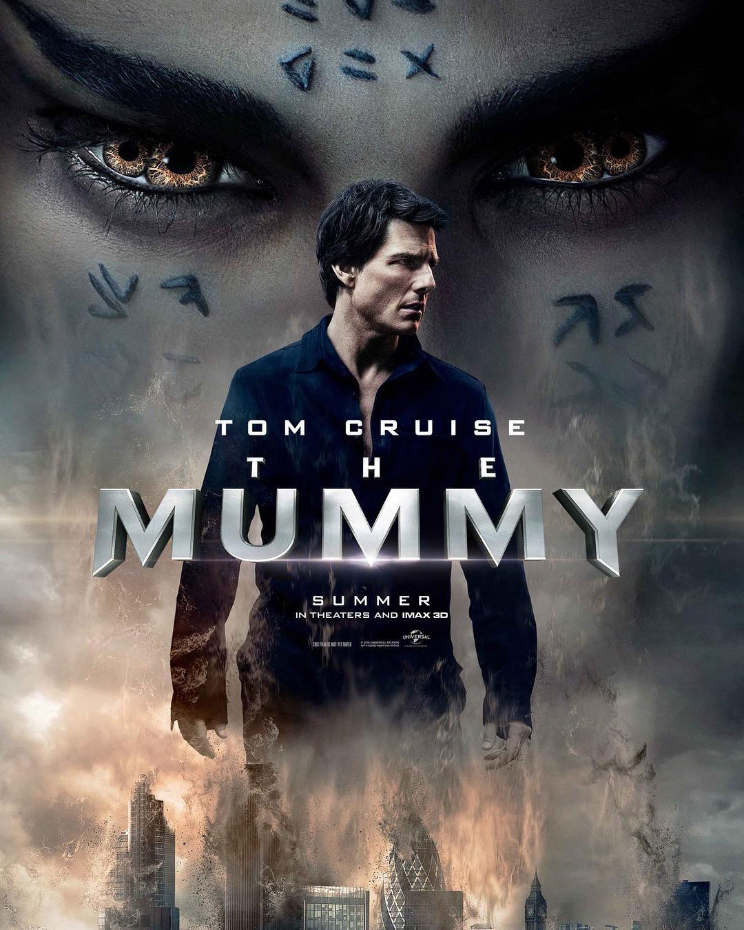 The Mummy film review: Tom Cruise runs into the Dark Universe