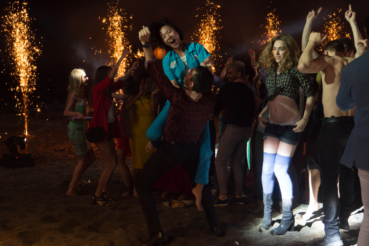 Sense8 is coming back next year for a two-hour special