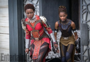 Black Panther new images are getting us excited