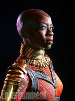 Black Panther new character portraits are so beautiful