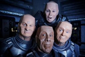 Red Dwarf XII first look at the Kryten-ed crew