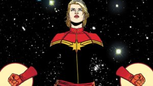 Captain Marvel will be set in the 90s fighting the Skrulls