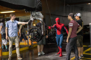 Spider-Man: Homecoming director in talks to helm the sequel