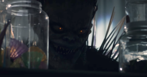 Death Note new clip shows Light and Ryuk's creepy first meeting