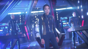 Star Trek Discovery Comic-Con trailer helps to start a war