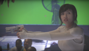 Ghost In The Shell behind the scenes vids teach Scarlett Johansson to fight