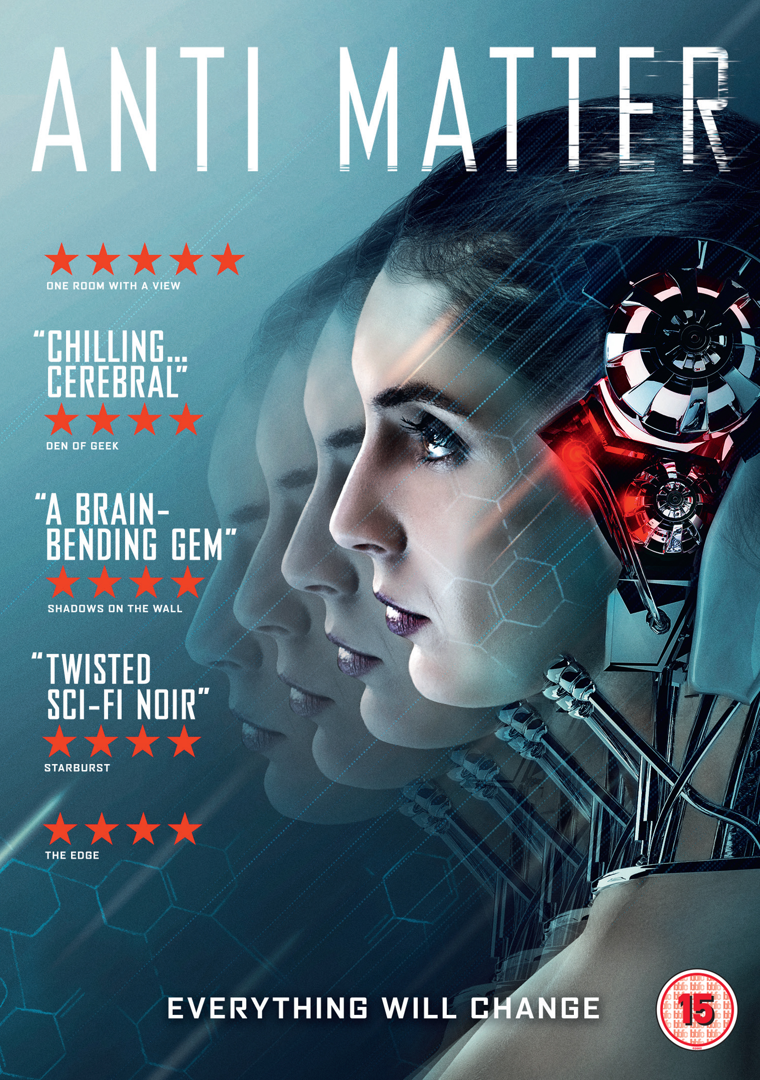 Anti Matter DVD review: indie British sci-fi with big ideas