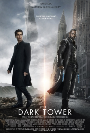 The Dark Tower new poster brings the war to our world
