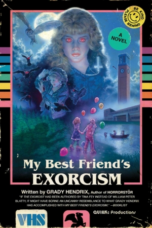 My Best Friend's Exorcism author Grady Hendrix on surviving the Eighties