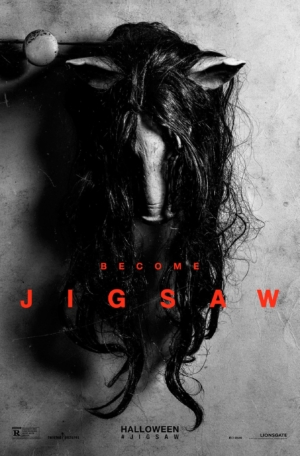 Jigsaw film new poster is creepy AF