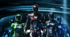 Win an awesome Megazord with Saban's Power Rangers on Blu-ray & DVD 31 July