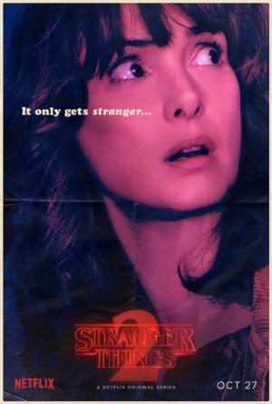 Stranger Things Season 2 new character posters only get stranger