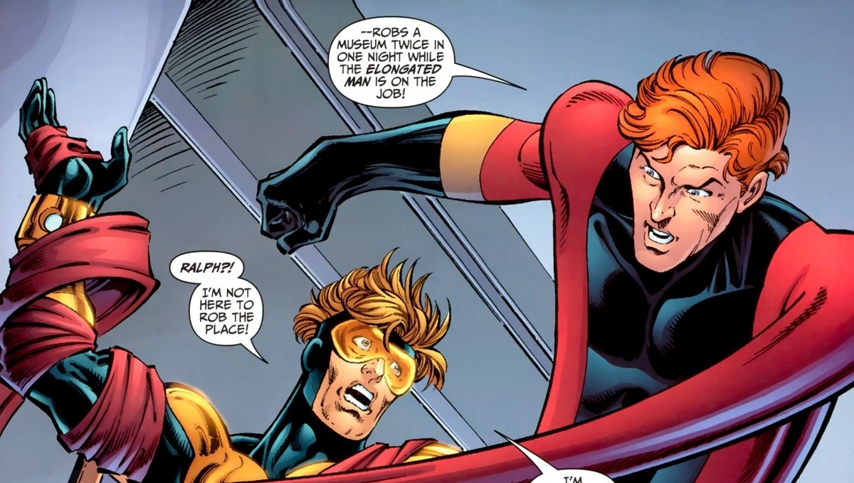 The Flash Season 4 Casts The Elongated Man Scifinow The