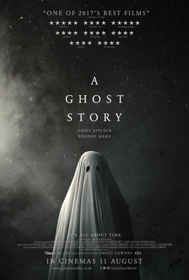 A Ghost Story film review: love after death