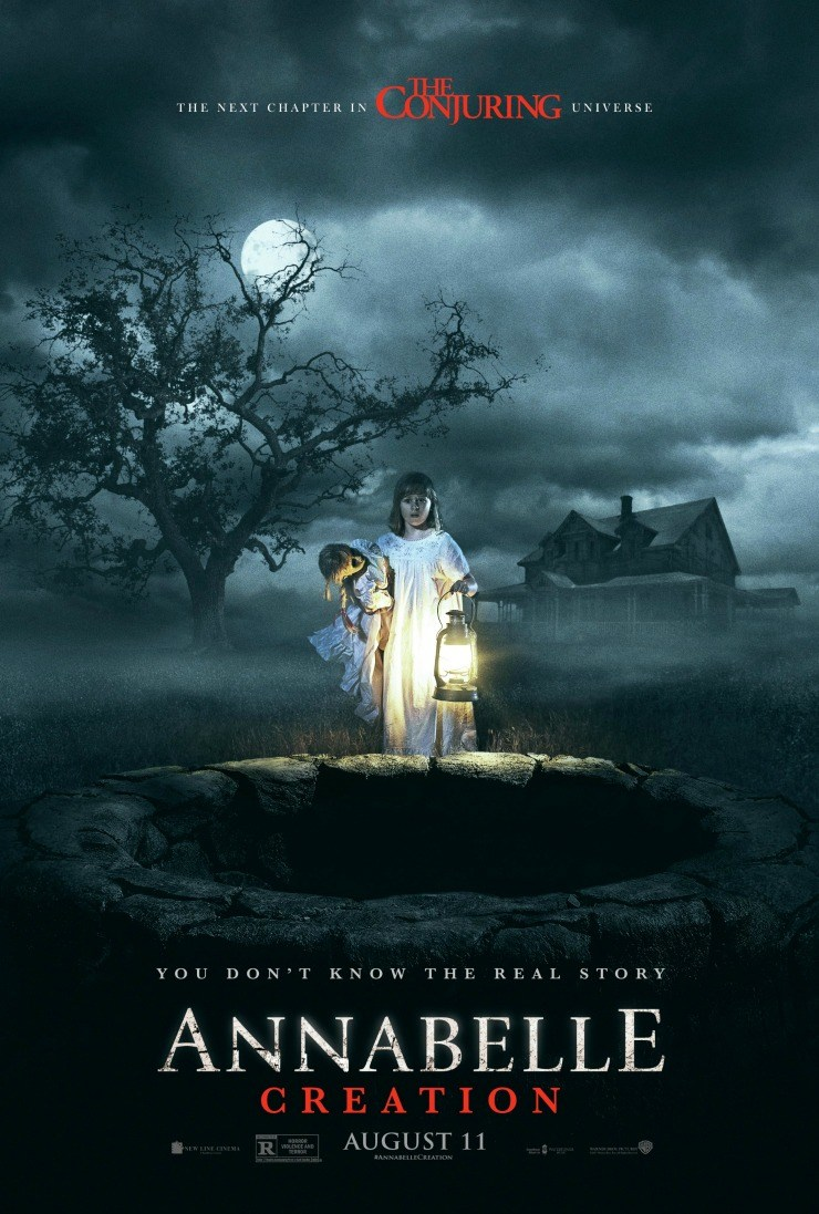 Annabelle: Creation film review: the devil's in the doll