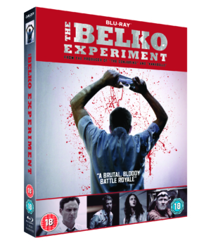 Win The Belko Experiment on Blu-ray with our competition