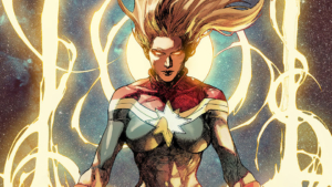 Captain Marvel brings in a new screenwriter