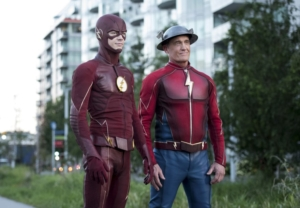 Win The Flash: The Complete Third Season on DVD and a Flash Funko Pop!