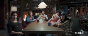 What Happened To Monday trailer Noomi Rapace is seven sisters fighting to live