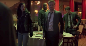 The Defenders final trailer is not here to make super-friends