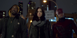 The Defenders new featurette explains how it's about to go off