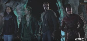 The Defenders new trailer tries to break them apart
